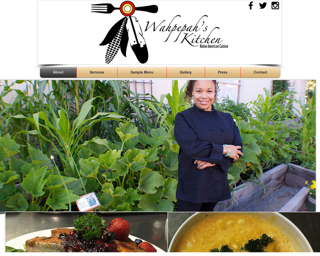 Wahpepah's Kitchen