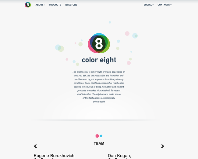 Color Eight