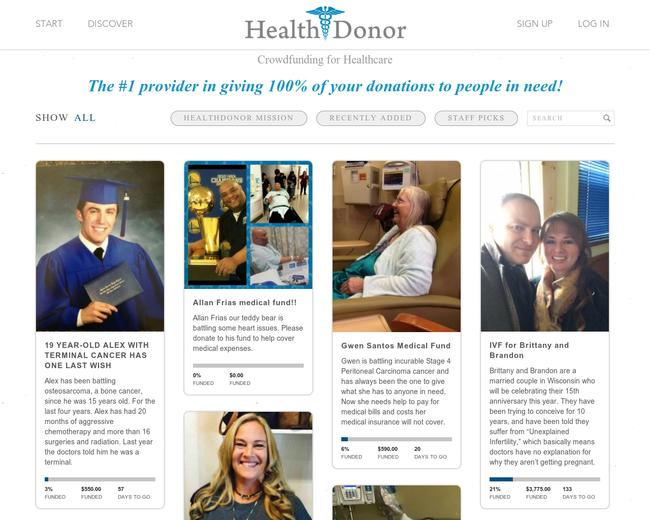HealthDonor