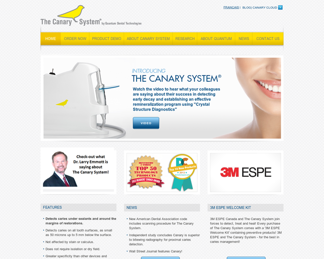 Quantum Dental Technologies