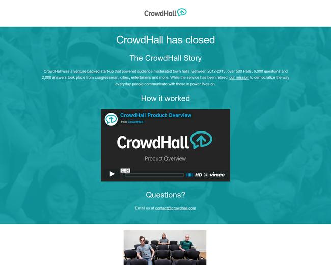 CrowdHall