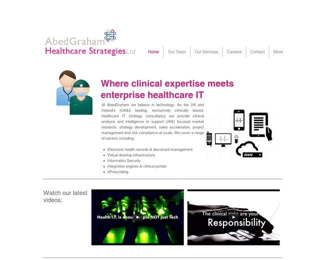AbedGraham Healthcare Strategies