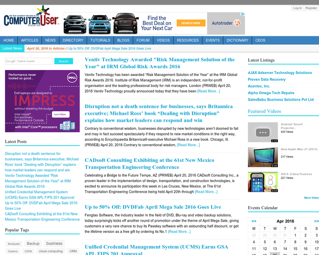 ComputerUser Magazine