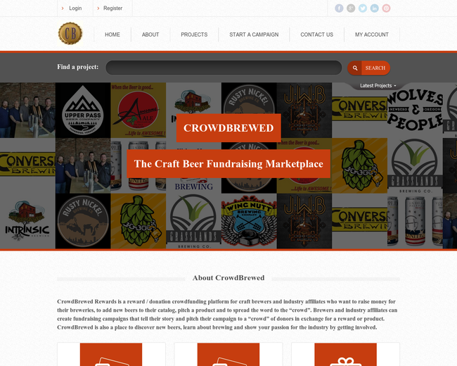 CrowdBrewed