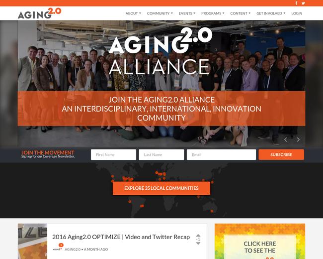 Aging2.0