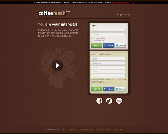Coffeemesh