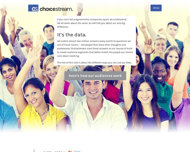 ChoiceStream
