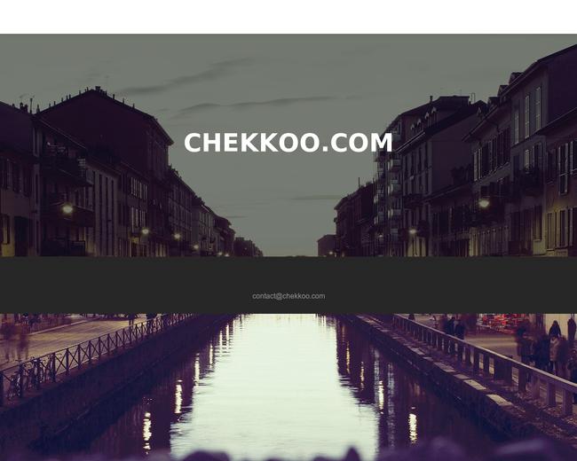Chekkoo