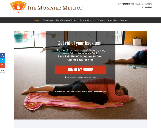 California Yoga Company