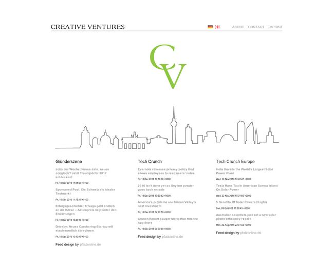 Creative Ventures