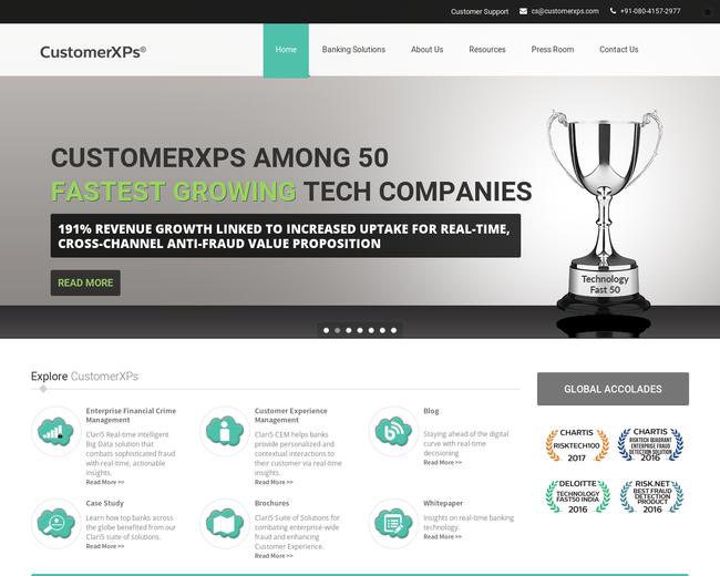 CustomerXPs Software Private