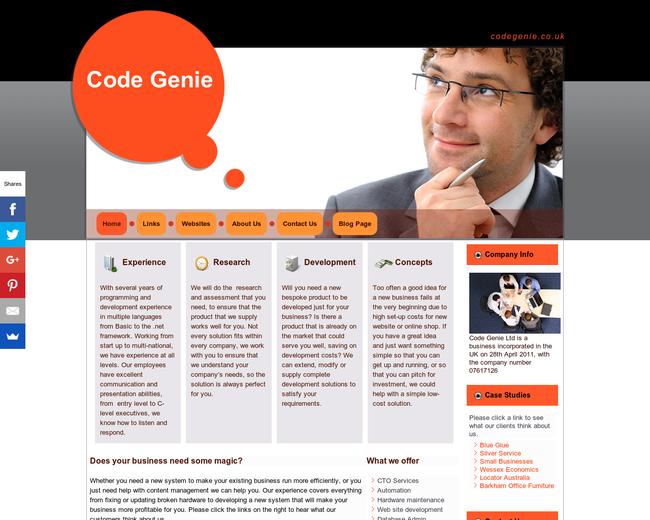 Code Genie
