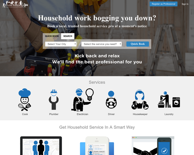 E-HomeCare Services