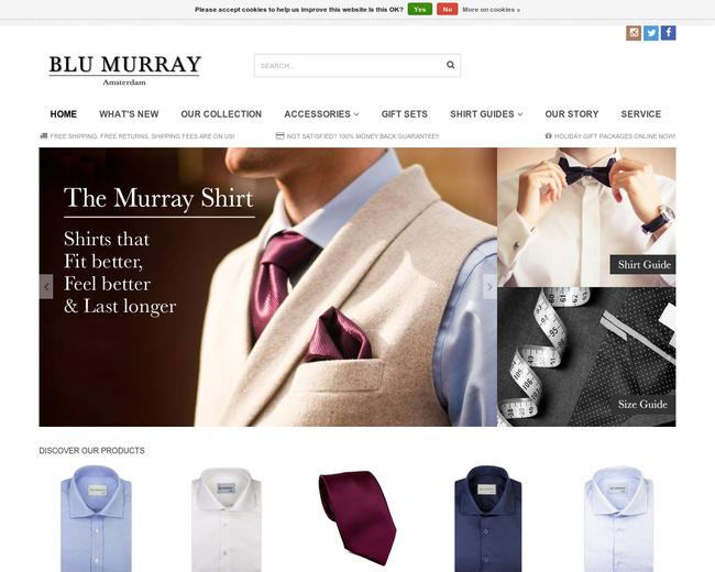 Blu Murray
