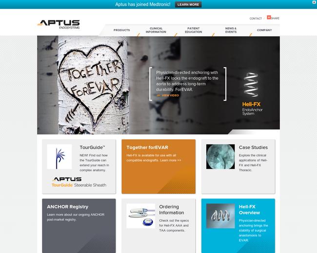 Aptus Endosystems