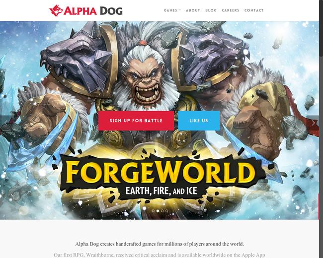 Alpha Dog Games