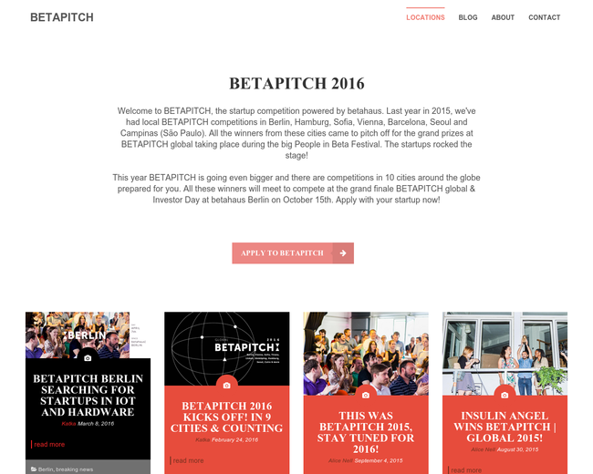 betapitch