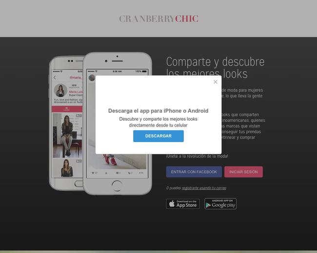 Cranberry Chic