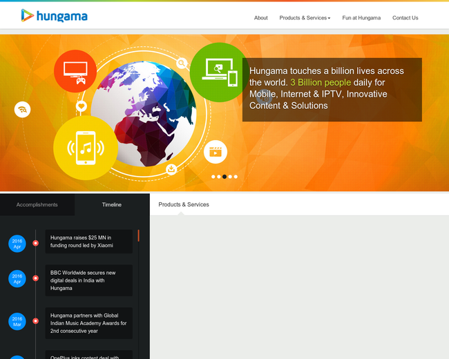 Hungama Digital Media Entertainment Pvt.