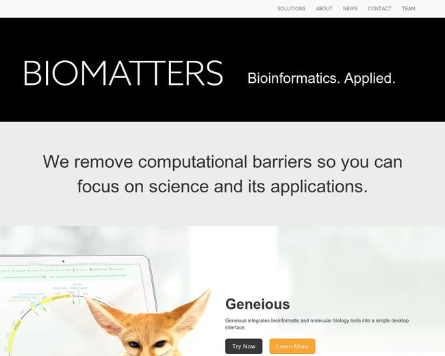 Biomatters