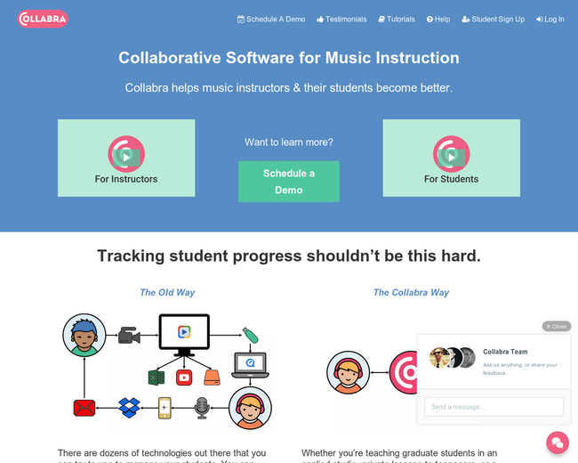 Collabra Music
