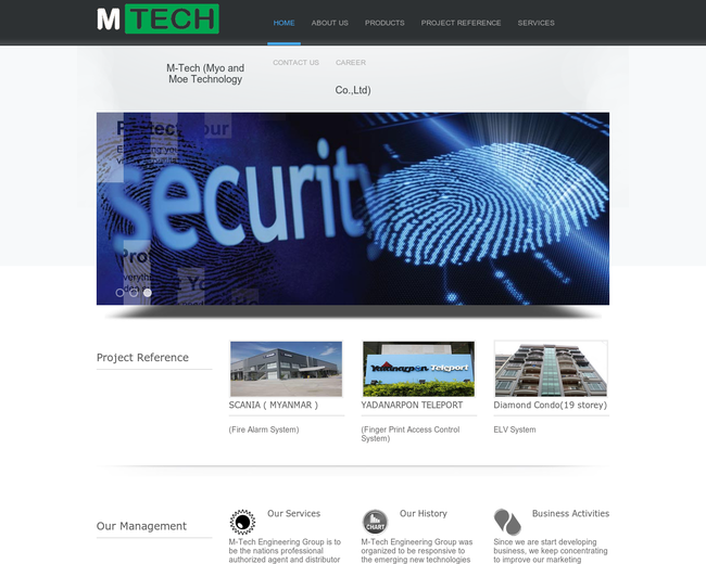 M-TECH ( Myo & Moe Technology Co.,Ltd )