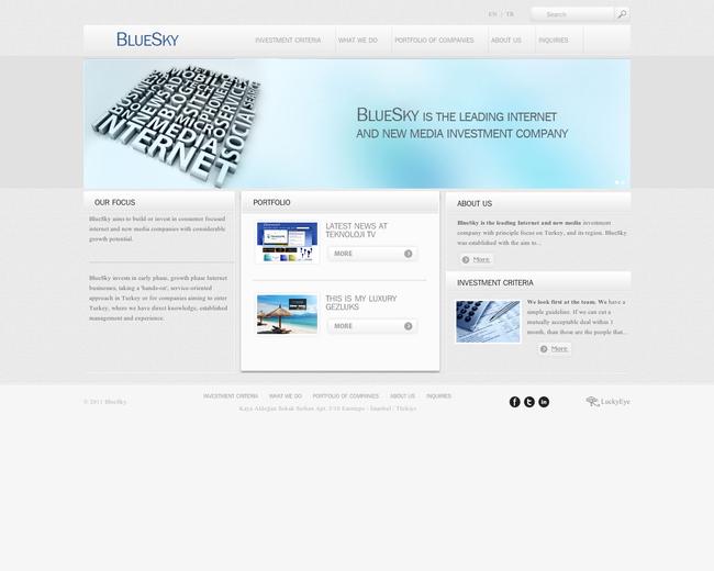 BlueSky Turkey