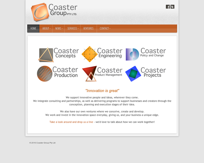 Coaster Group Pty