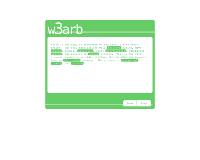 w3arb