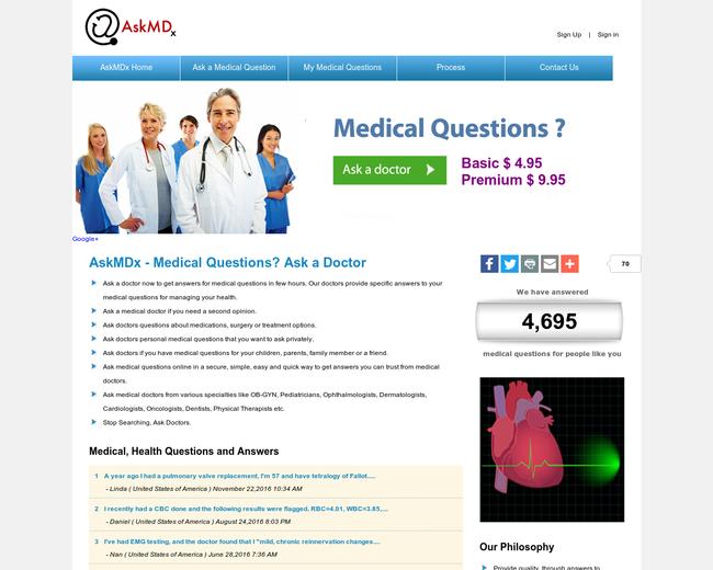 AskMDx