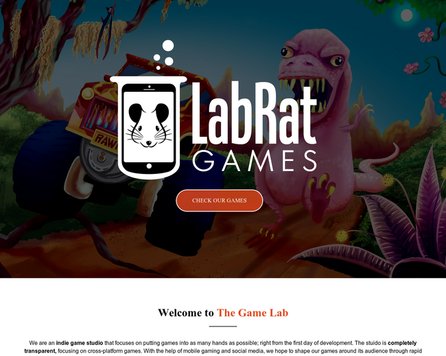 Lab Rat Games (devsAnomalous)