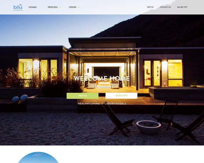 Blu Homes