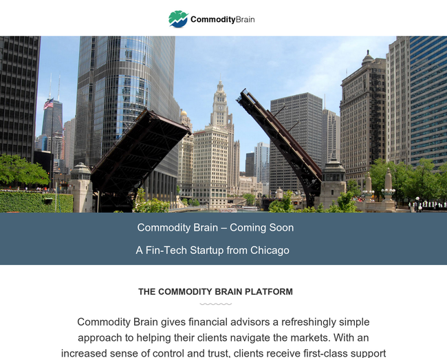 Commodity Brain