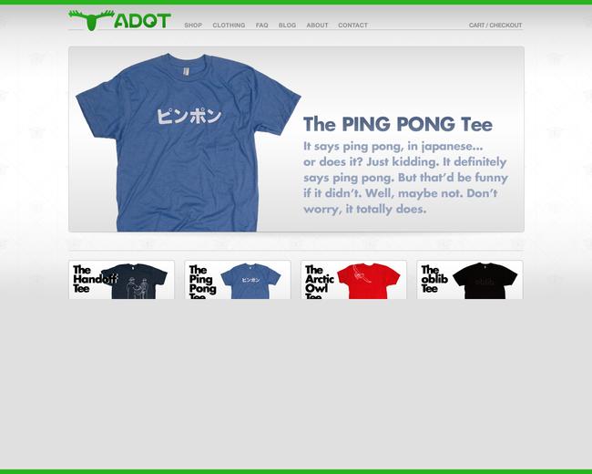 ADQT Clothing