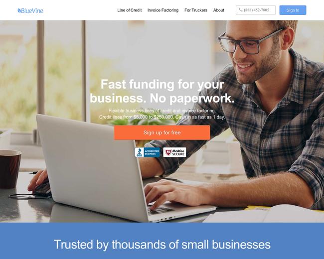 BlueVine Ventures