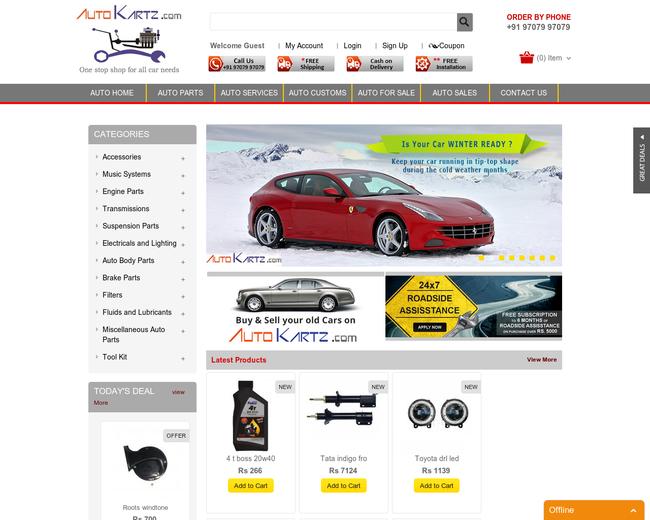 Autokartz.com