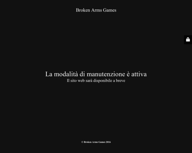 Broken Arms Games