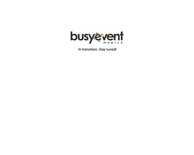 BusyEvent Mobile