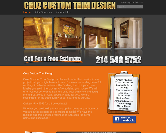 Cruz Custom Trim