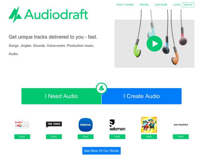 Audiodraft