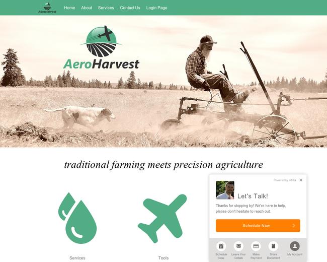 AeroHarvest