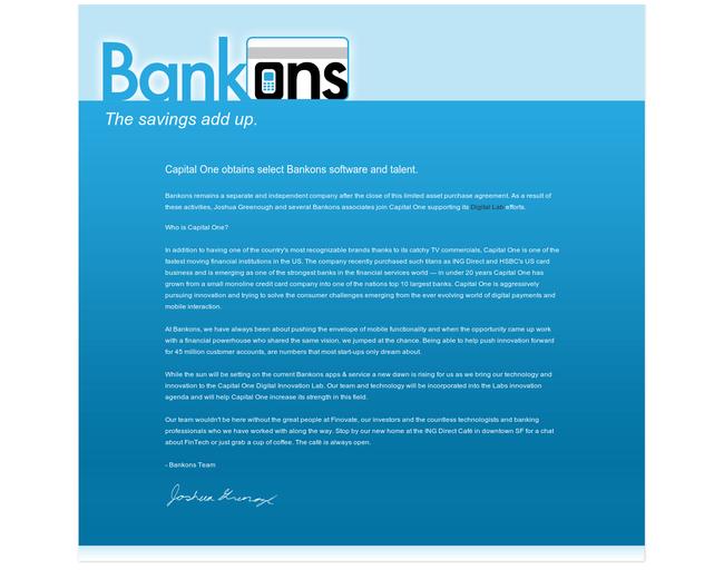 Bankons