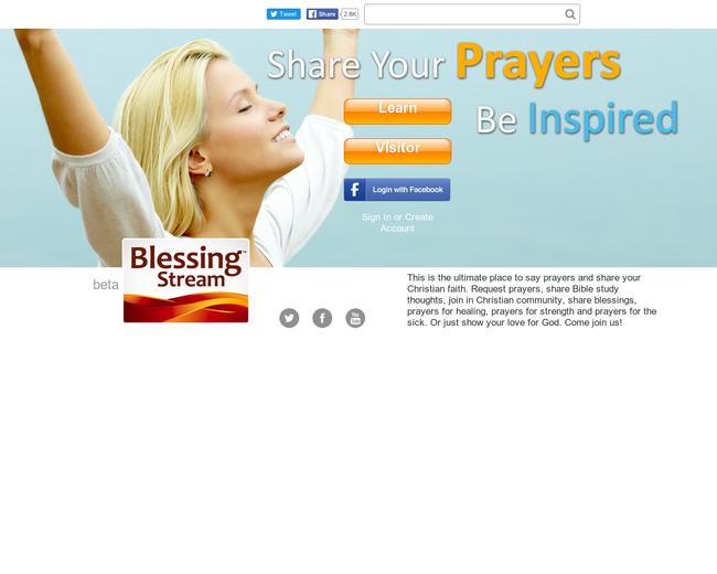 Blessing Stream
