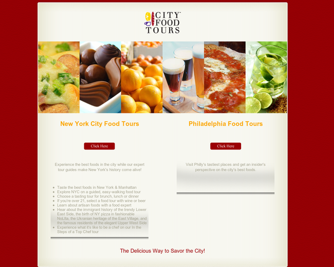 City Food Tours