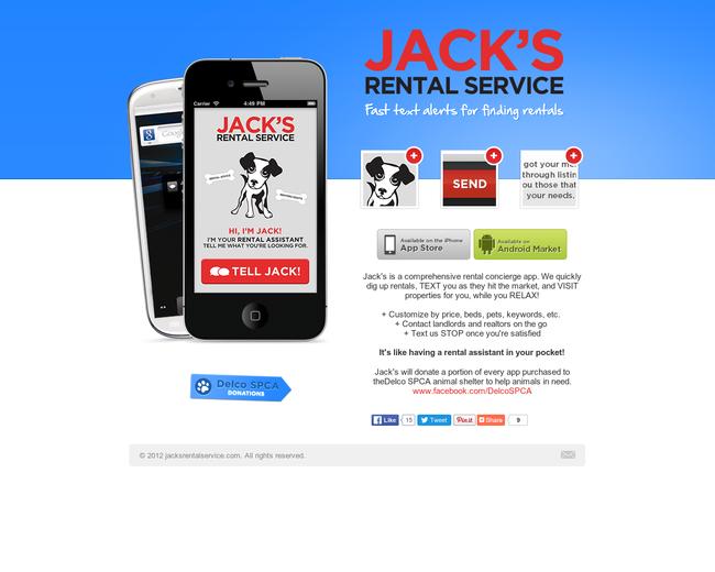 Jack's Rental Service