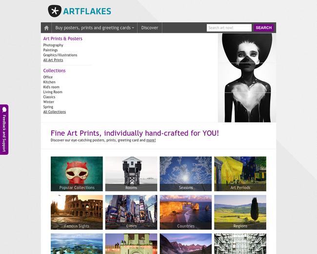 Artflakes
