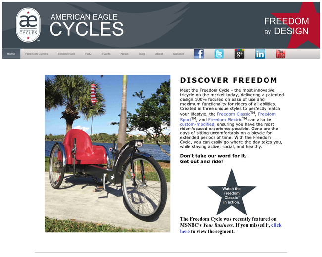 American Eagle Cycles