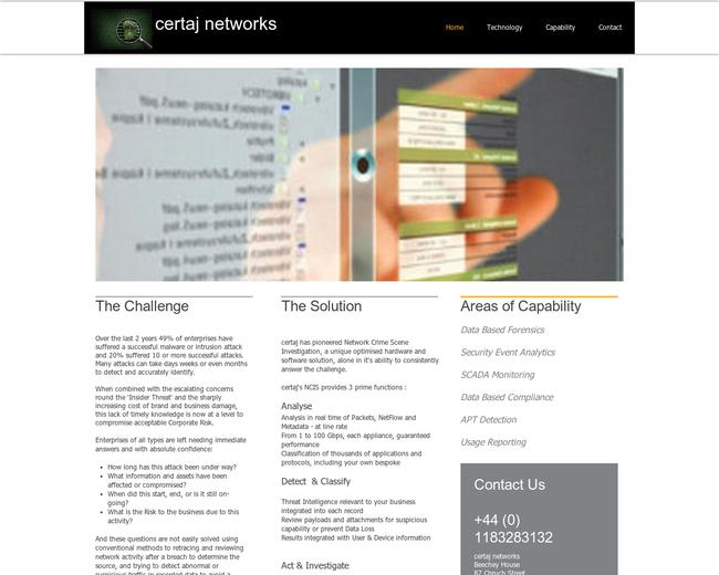certaj networks
