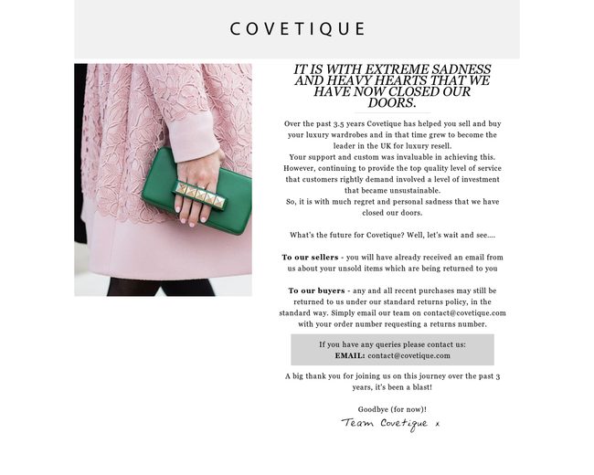 Covetique