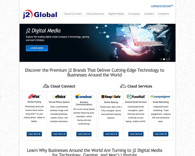 J2 Global Communications